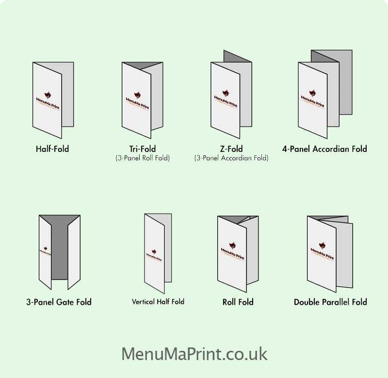 Roll Fold Leaflet