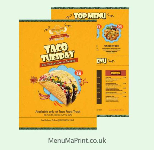 A4 Flyers & Leaflets Printing